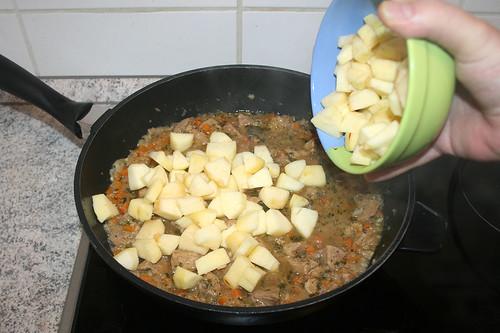 40 - Apfelwürfel hinzufügen / Add apple dices