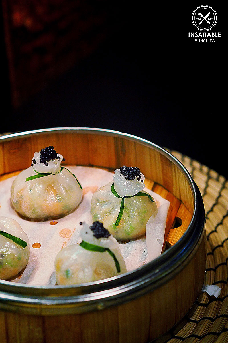 Caviar Dumpling, $13.80, from Luyu and Yum Yum: Sydney Food Blog Review