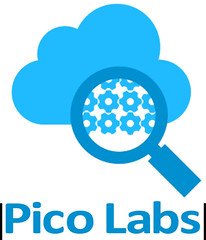 pico labs stacked logo