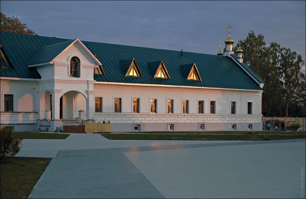 Малые Ляды, церковь Благовещенская