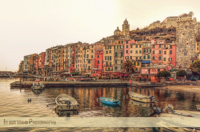 Autumn in Portovenere