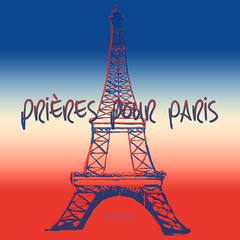 .. prayers for paris ..
