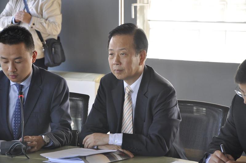 L'Ambasciatore della Repubblica Popolare Cinese Li Ruiyu fa visita a Città della Scienza
