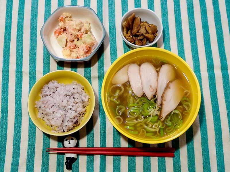 2015年11月7日の晩ご飯