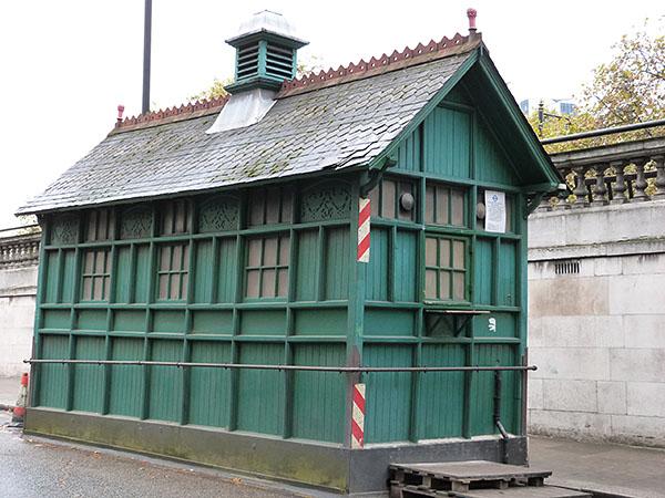 cab shelter