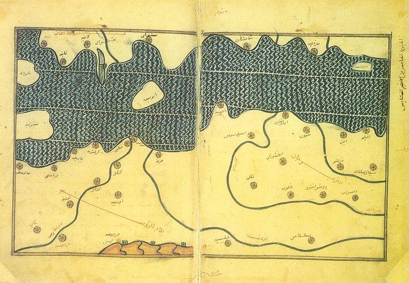 800px-Muhammad_al-Idrisi_-_Saint_Petersburg_transcript_of_VI-5