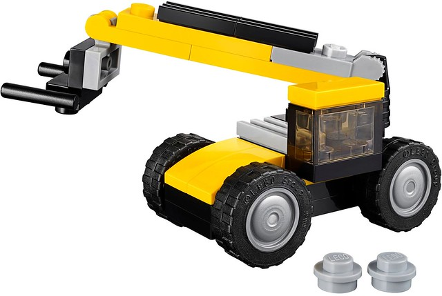 LEGO Creator 31041 - Construction Vehicles