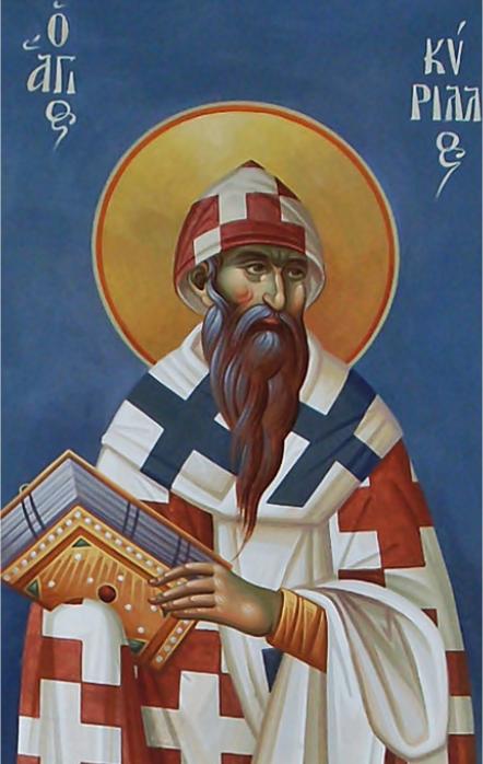 Sfantul Chirillos al Alexandriei 6