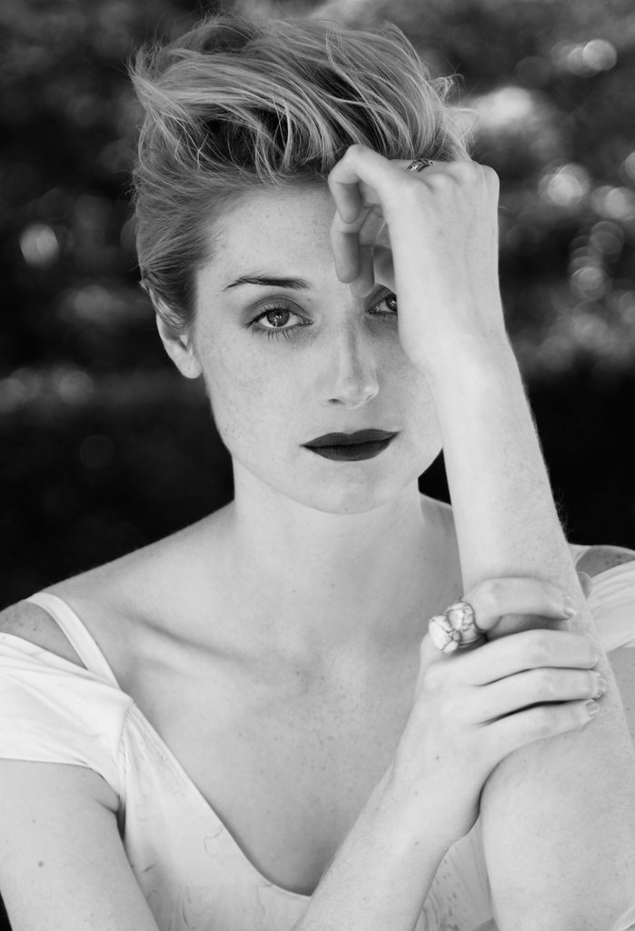 Элизабет Дебики — Фотосессия для «The Last» 2015 – 5