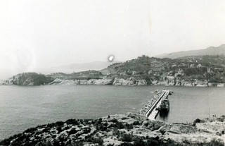 Puerto de San Feliu de Guíxols (1952)