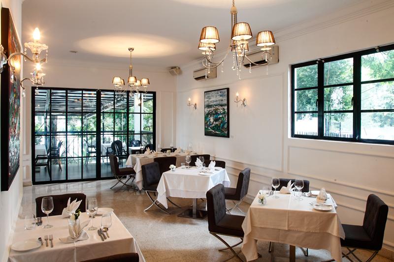 Maison Francaise Restaurant KL
