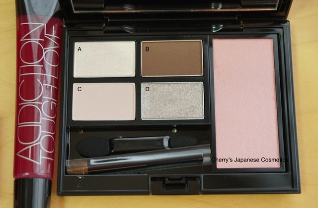 ADDICTION Makeup Kit 2015 Colors