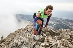 V rámci tréninku se vracím ke skialpinismu, říká skyrunner Ondra Fejfar