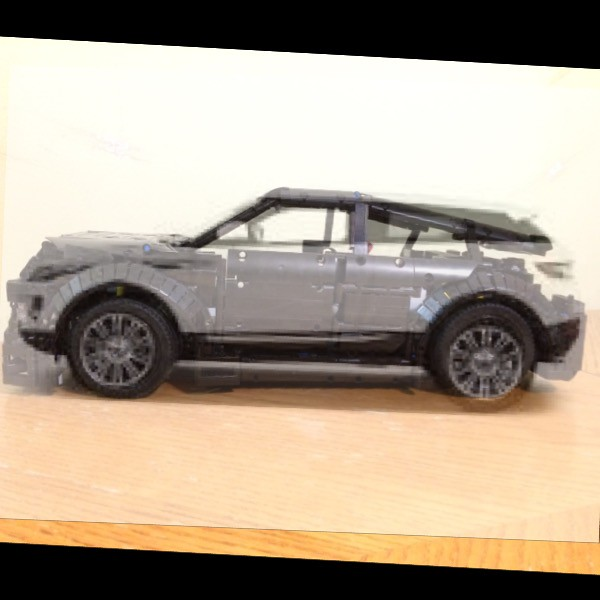 WIP] Range Rover Evoque - Air ride - LEGO Technic, Mindstorms ...