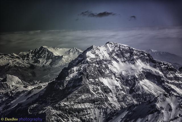 Aconcagua 6.962 m - Andes