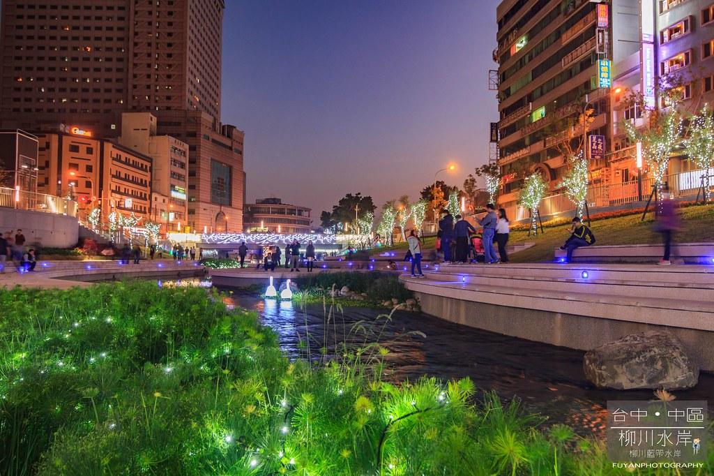 台中柳川水岸28