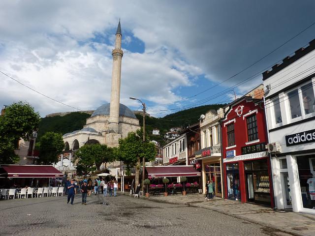 Prizren főtere