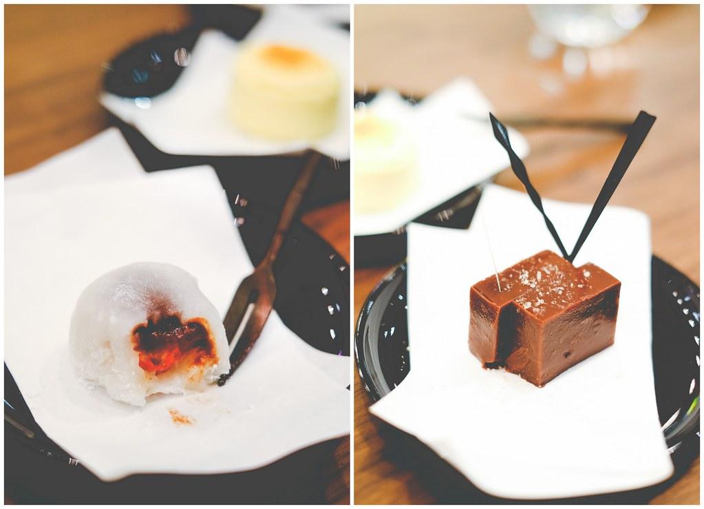 Hashida Garo: Chocolate Yokan