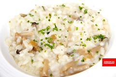 Truffled Mushroom Risotto