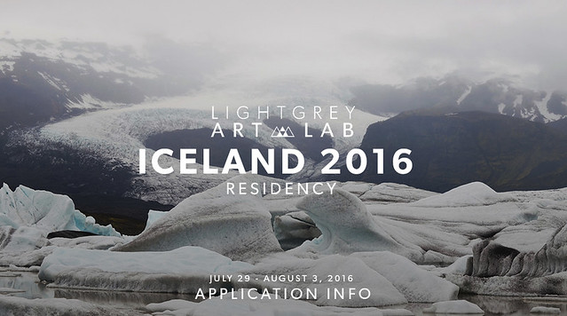 2016 Iceland Residency