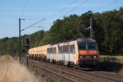 Train 75302 à Avrecourt