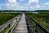 Pier and boat ramp - Harbor River - Beaufort SC by Meridith112