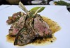 Rack of Lamb @ Cafe Normandie, Annapolis, MD