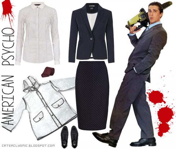 Patrick Bateman Outfit