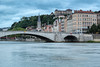 Bridge Over The Saone, Lyon, France by chasingthelight10