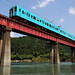 Across the bridge by Teruhide Tomori