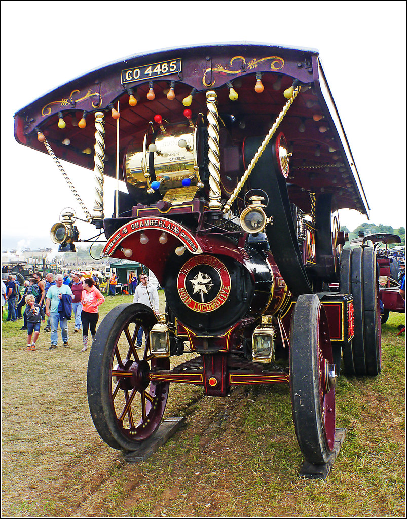 Great Dorset Steam Fair 2015_5