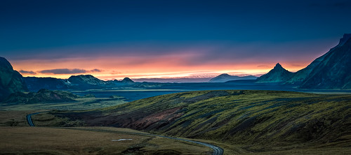 travel blue sunset sky panorama nature clouds sunrise outdoors is iceland nikon mood south scenic dramatic atmosphere arctic nordic geology pure ultrawide d800 goldencircle sandinavia