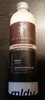 shampooing à l'argile