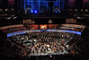 DSCN1091c Crouch End Festival Chorus and BBC Symphony Orchestra take a bow after performing Charles Ives Symphony No. 4. 9th September 2015. Royal Albert Hall London. by Paul Ealing 2011