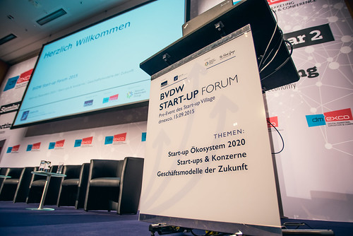Start-up Forum 2015