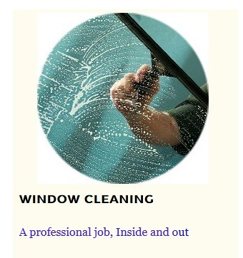 Window Cleaning Ellenbrook