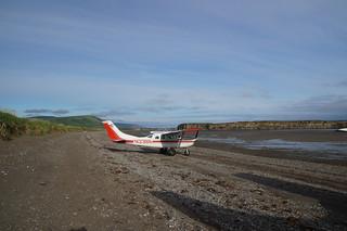 078 Strand bij Kamishak Bay