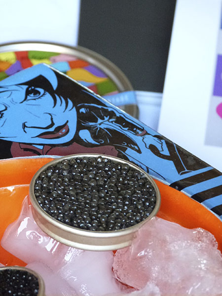caviar 4 semaines
