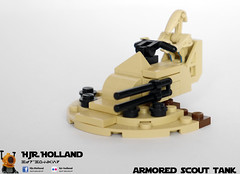 armored scout tank 01