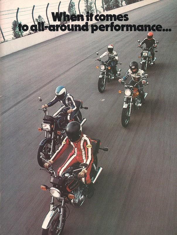 1980 Suzuki 1