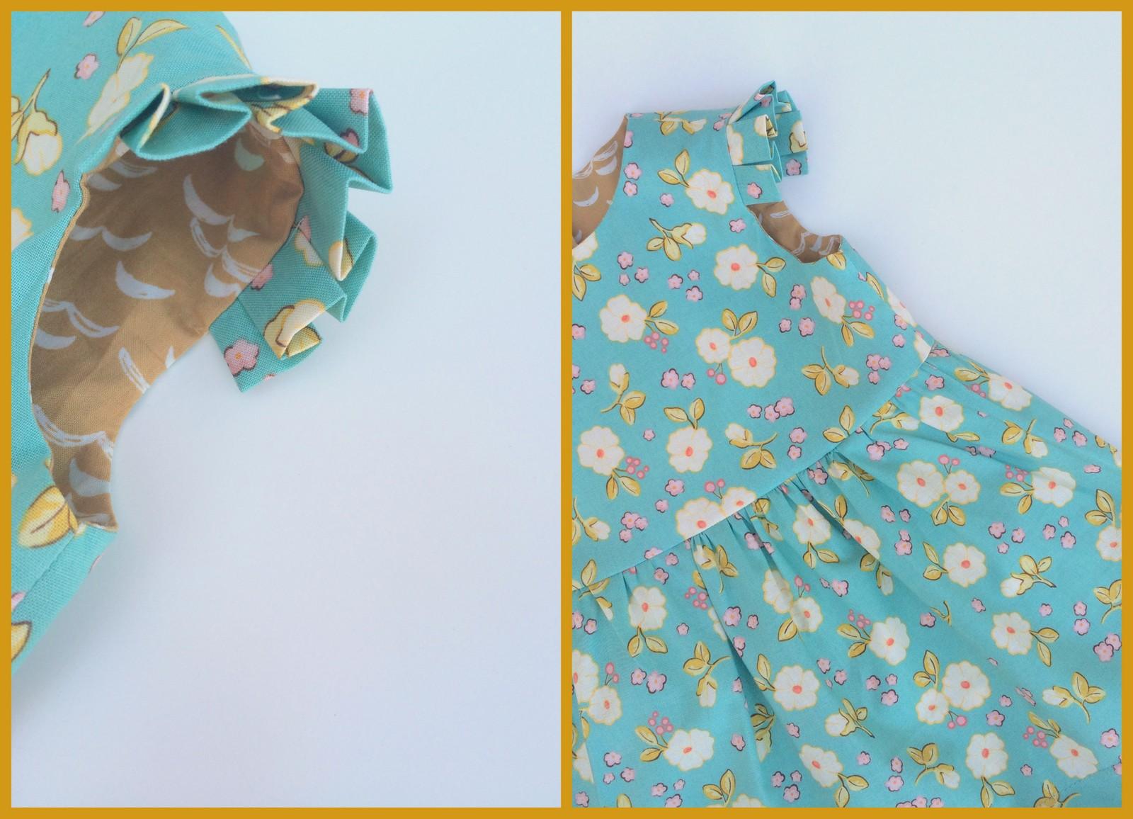grace babydress (collage)