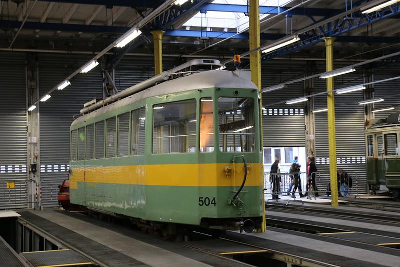 2015-10-18, Bern, Depot Eigerplatz