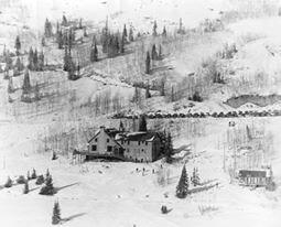 Alta Lodge 1940