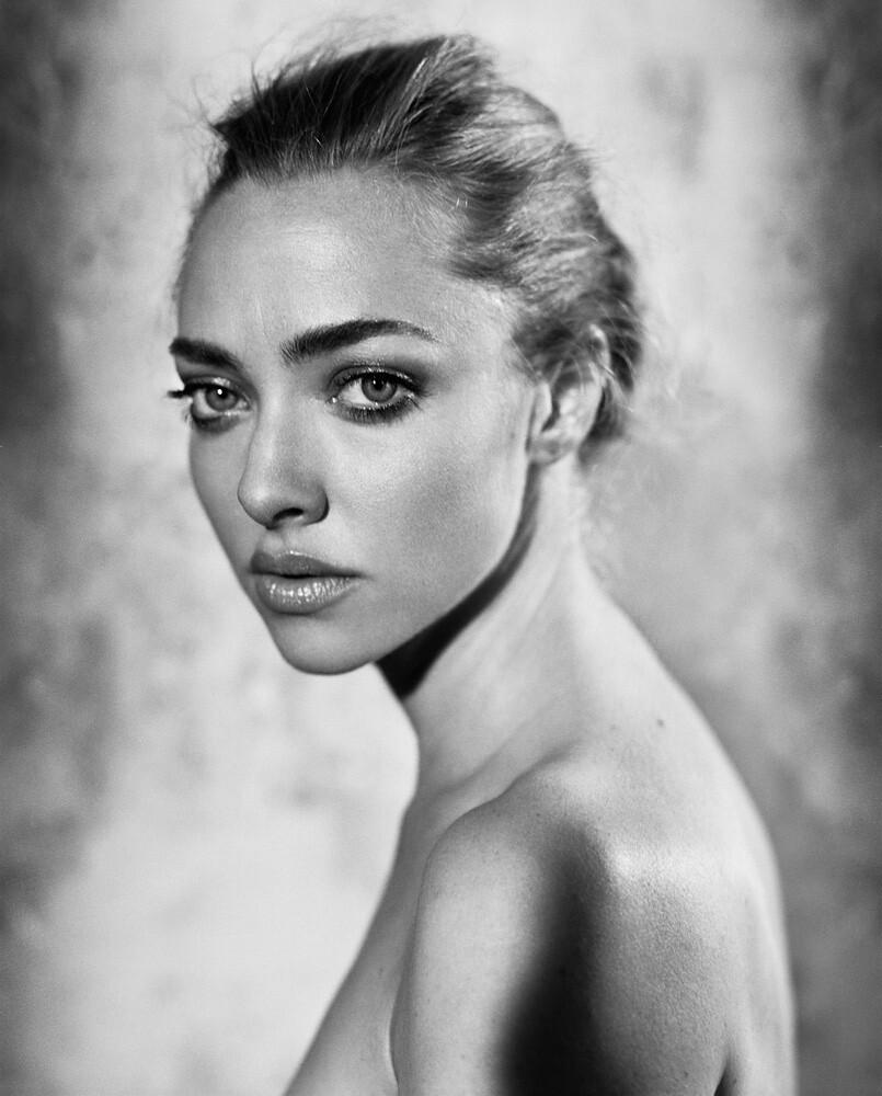 Аманда Сейфрид — Фотосессия для «Glamour» ES 2015 – 5