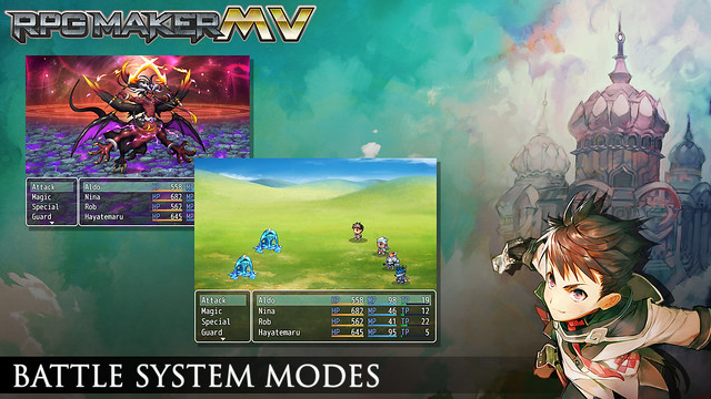 RPG Maker MV Recommended By Newbs, Criticized By VX Ace Vets | One