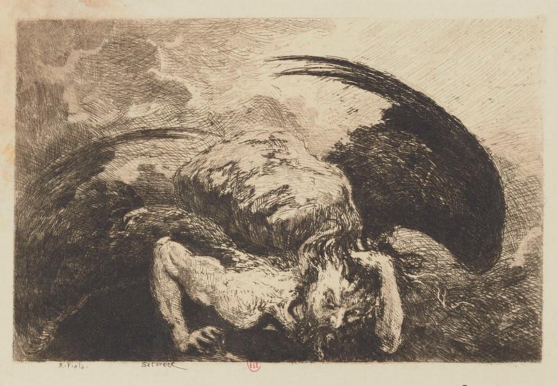 Eugene Viala - Saturn - 1899-1906
