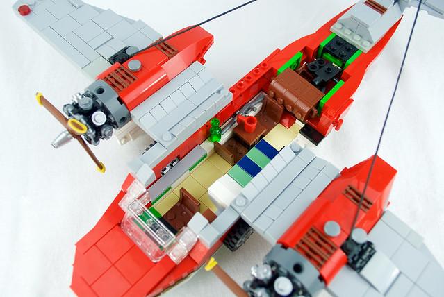 5935 Island Hopper redux interior