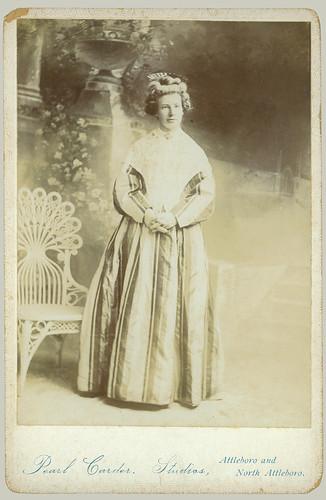 Standing Portrait of a Woman