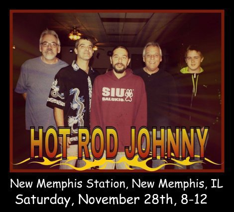 Hot Rod Johnny 11-28-15