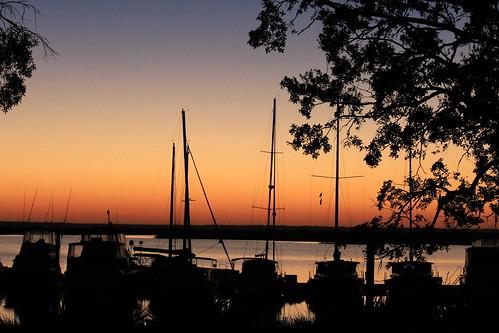 Sunset 520